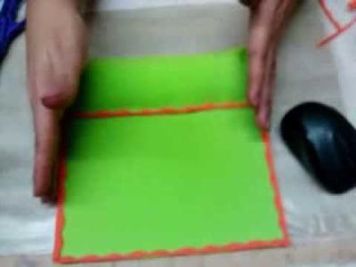 DIY  Como hacer un mousepad. almohadilla para el raton de la computadora