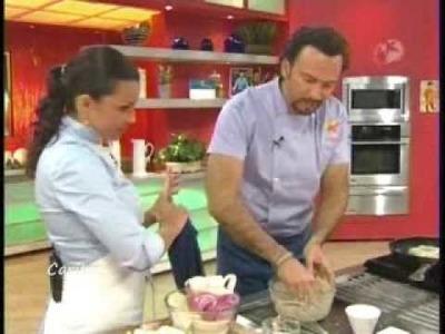 Mariana Garza en ' Al Sabor Del Chef ' - Parte 01