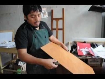 TUTORIAL DE XILOGRAFÍA  por Luis Antonio Torres Villar