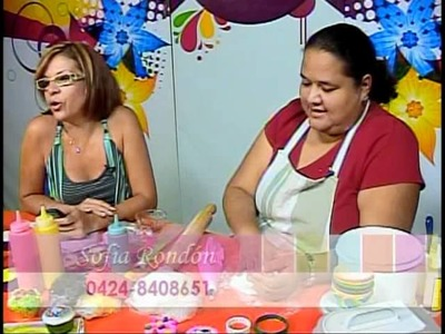 Detalles Magicos con MimiLuna Rica Reposteria con Sofia Rondon parte 4