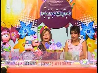 Detalles Magicos con Ysabel Gonzales Feb2012. parte1 www.tremendaluna.com