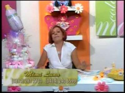 DetallesMagicos con MimiLuna,Torta de Pañales,parte3