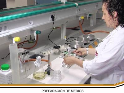 PREPARACIÓN DE MEDIOS DE CULTIVO