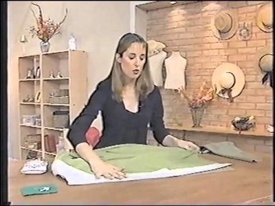 Puntos y Puntadas 117. 2da parte. Sacón largo en Cuerina ecológica. María Laura Poratto.