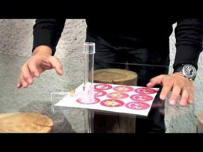 Cortador de circulos para manualidades