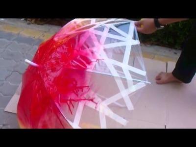 D.I.Y. Umbrella