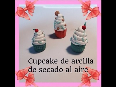 Diy tutorial cupcake fimo i clay  facil  (arcilla polimerica,)