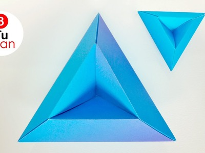 Origami Modular Tricorne | Manualidades - DIY