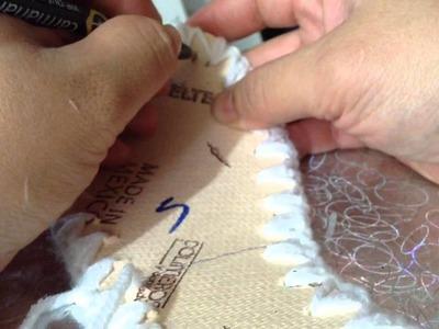 Pantuflas  tejidas fácil, crochet o ganchillo