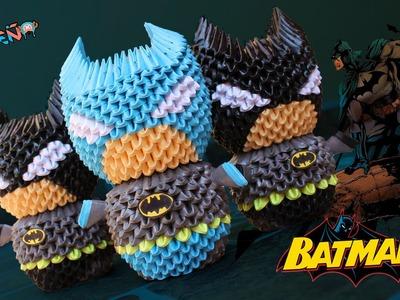 Batman 3D Origami | Pekeño ♥