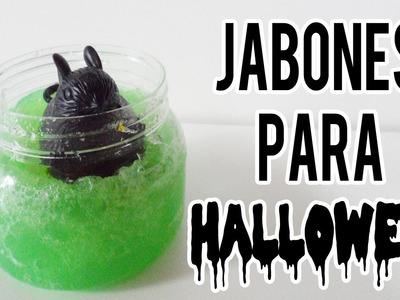 Como hacer jabones para Halloween - Tutoriales Belen