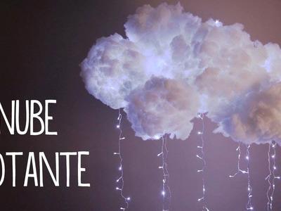 Decora tu cuarto con una nube flotante estilo tumblr, fácil - Tutoriales Belen