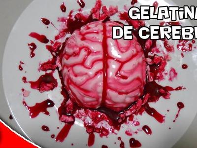 Receta Gelatina de Cerebro l Kabuto TV