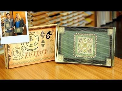 Bandejas - Contracolado Artistico - Miguel Lucero - Libreria Peluffo