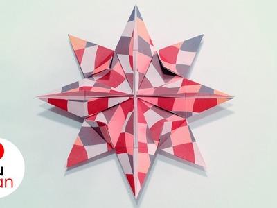 Como hacer Estrellas - Decoración Navidad | JuanTu3