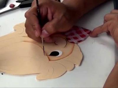 Como pintar caritas y expresiones (3.4)
