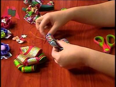 DetallesMagicos con MimiLuna Invitada Virginia Marcano Elaboracion de lazo infantil parte 3