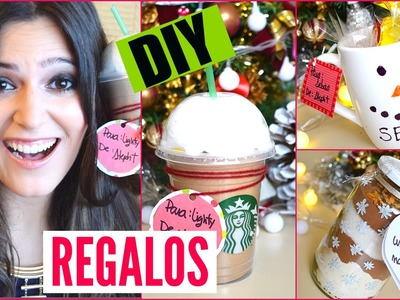 DIY Holiday Gift Ideas!
