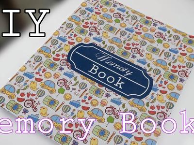 DIY - Memory Book