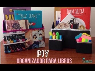 Organizador para libros  l DIY