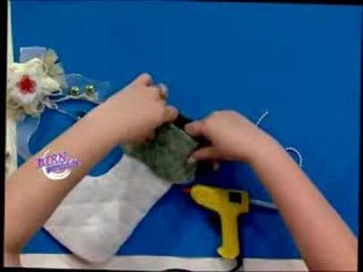 Silvia Nieruczkow  - Bienvenidas TV - Bota navideña