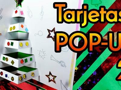 Tarjeta POP UP Navideña 2 | ArtGio