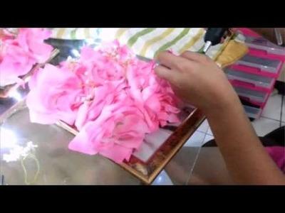 (DIY) manualidad para decorar cuarto para niñas