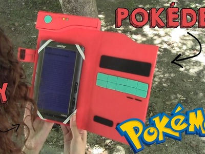 DIY Pokédex - Pokémon
