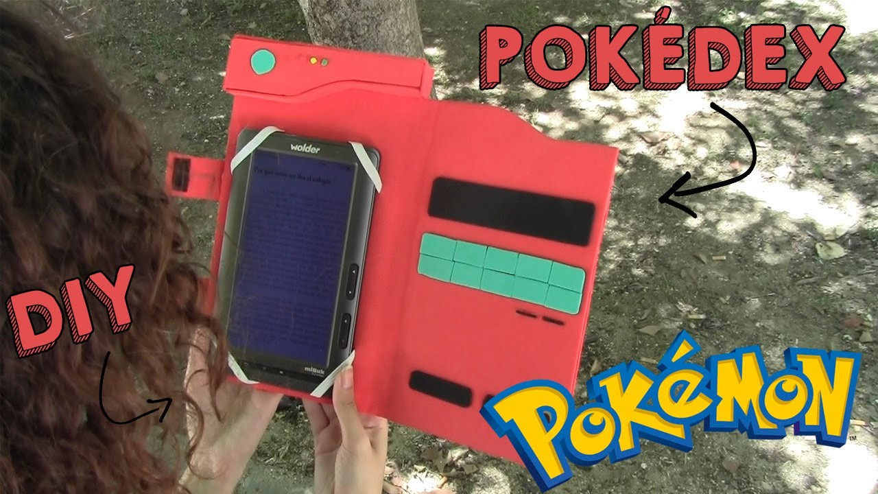 Pokemon crafts diy images pokemon images for Diy pictures