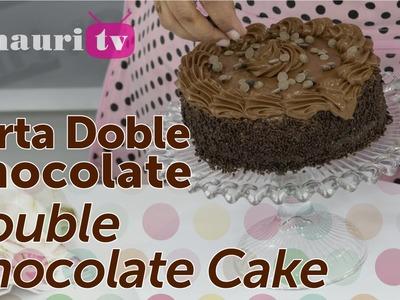 DIY - Torta de Chocolate ( Chocolate Cake )