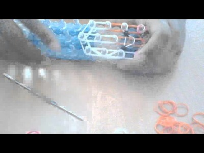 Tutorial : hamster de gomitas (con telar)