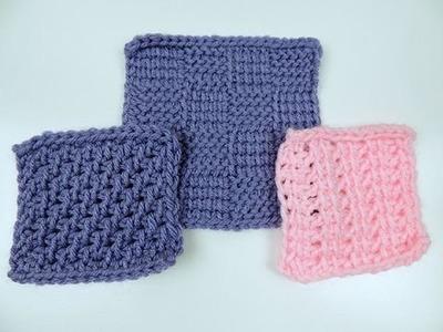 Crochet Tunecino: Resumen # 2