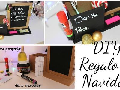 DIY Lapicero pizarrón (Colaboración Nya Rawr & Viry)