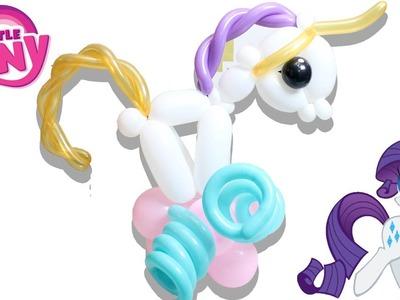 DIY My Little Pony en globos, aprende a realizar un pony con globos