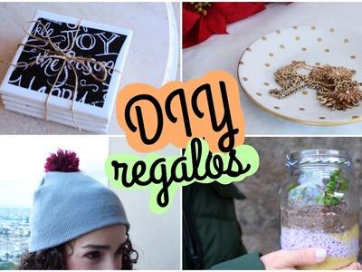 Regalos faciles .DIY | Karen Rios y Vale Chavero