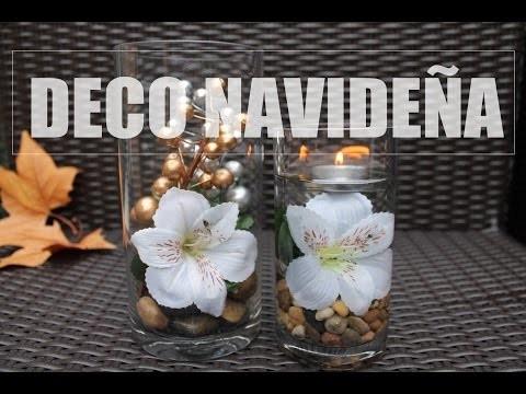 DECO NAVIDEÑA | D.I.Y | Christmas | NATACHA RUIZ