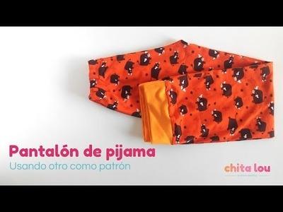 DIY pijama para niño. Parte 1: pantalón