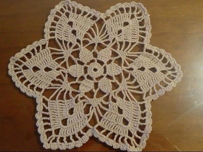 Carpetita a crochet # 1