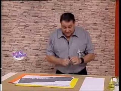 Hermenegildo Zampar - Bienvenidas TV - Explica transformaciones de moldes de punto en telas.