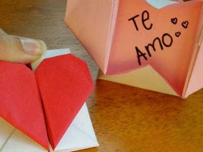 Corazon Carta - San Valentin (Tutorial)
