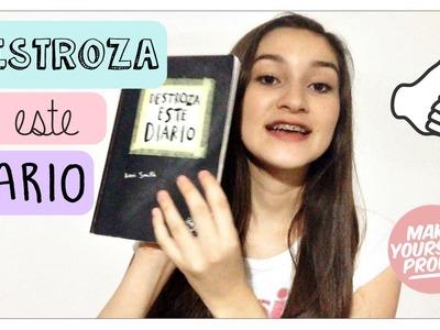 Destroza este diario   Miriam Vaez