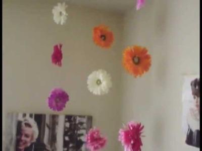 DIY decoracion para tu cuarto