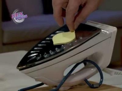 Jorge Rubicce - Bienvenidas TV en HD - Modela en goma eva una Orquídea del Paraíso
