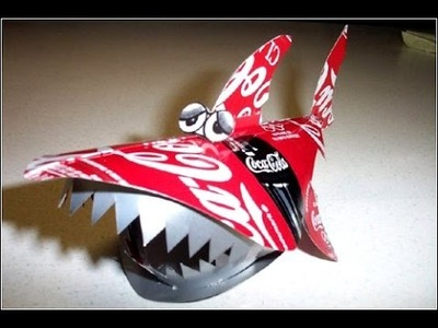 Tiburón de latas