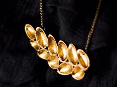 Como hacer bonitas joyas con cáscaras de pistachos - Hazlo tu Mismo Estilo - Guidecentral