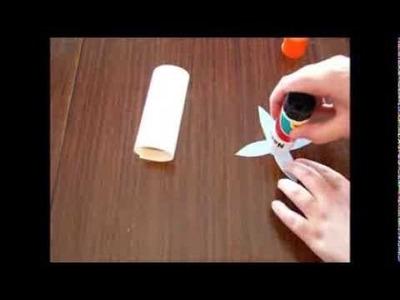 Cómo hacer servilleteros de cartulina (4 formas diferentes)