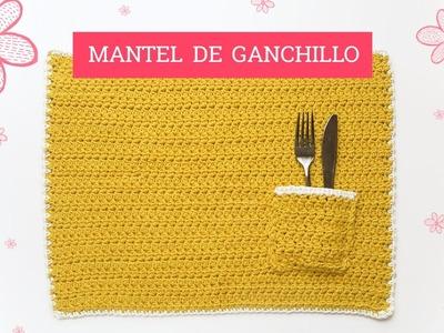 Cómo hacer un mantel de ganchillo | Crochet table mat