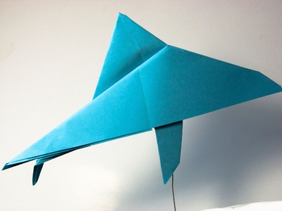 Como hacer un tiburón de papel origami