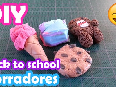 DIY  ♥ Borradores ♥ Back to school