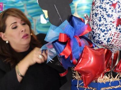 Mickey Mouse regalo de graduación.Graduation gift. By Gaby Delgado